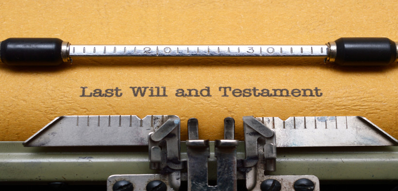 Probate of a Will in Texas