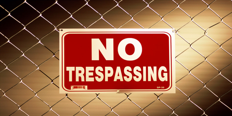 Real Property Trespass in TX