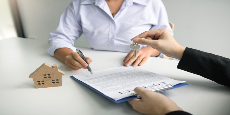 Texas Residential Contracts Option Fee